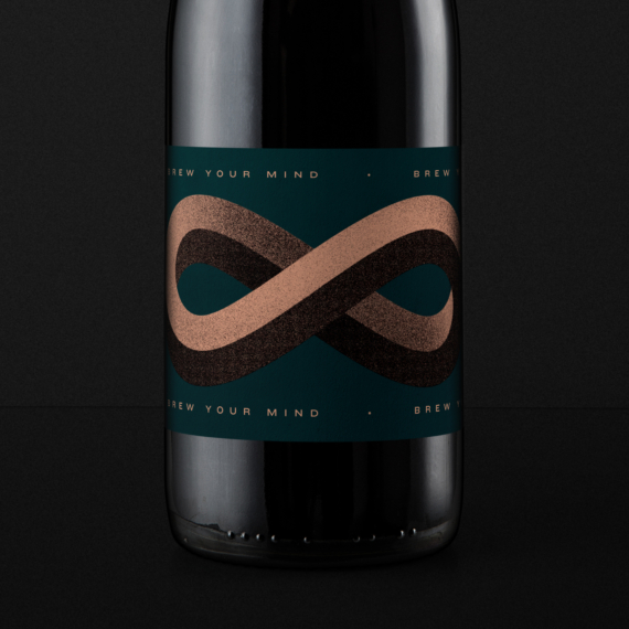 EVOLUTION 2020 rye imperial stout - 11%