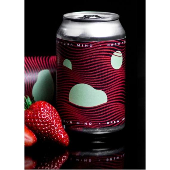 Candy Flip Strawberry Milkshake DIPA 7.6%